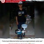 Bakmi Jowo Mbah Gempar : Produksi Saya Lebih Memuaskan Dengan Giling Bumbu Basah Maksindo
