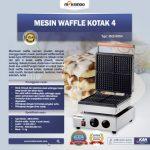 Jual Mesin Waffle Kotak 4 (WF04) di Surabaya