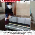 Instalasi Gizi Rumah Sakit AMC : Penggunaan Mesin Bain Marie Maksindo Membuat Suhu Makanan Terjaga