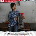 Crushty Siomay Goreng Mayo : Mesin Pengupas Bawang Maksindo Membantu