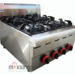 Jual Counter Top 4-Burner Gas Range di Surabaya