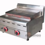 Jual Counter Top Gas Lava Rock Grill MKS-603GL di Surabaya