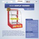 Jual Mesin Diplay Warmer (MKS-1W) di Surabaya
