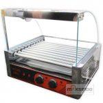Jual Mesin Panggangan Hot Dog (Hot Dog Grill) MKS-HD10 di Surabaya