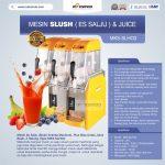 Jual Mesin Slush (Es Salju) dan Juice – SLH03 di Surabaya