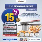 Jual Alat Cetak Long Potato MKS-MER2 di Surabaya