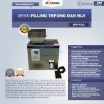 Jual Mesin Filling Tepung dan Biji (2-200 gr) di Surabaya