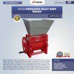 Jual Mesin Pengupas Kulit Kopi Basah Type AGR-PLP50 Di Surabaya