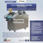 Jual Mesin Vegetable Cutter Multifungsi (Type MVC750) di Surabaya