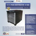 Jual Mesin Food Dehydrator 10 Rak (MKS-DR10) di Surabaya