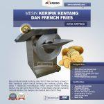 Jual Mesin Keripik Kentang dan French Fries KRP650 di Surabaya