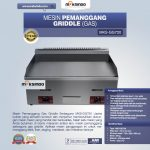 Jual Mesin Pemanggang Griddle (Gas) – MKS-GG720 di Surabaya