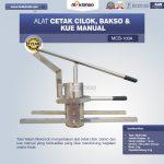 Jual Alat Cetak Cilok, Bakso dan Kue Manual di Surabaya