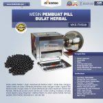 Jual Mesin Pembuat Pill Bulat Herbal (FMS99) di Surabaya