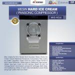 Jual Mesin Hard Ice Cream (HIC22) di Surabaya