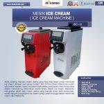 Jual Mesin Es Krim (Ice Cream Machine) ISC-16 Di Surabaya