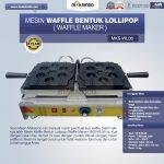 Jual Mesin Waffle Bentuk Lollipop (Waffle Maker) MKS-WL06 di Surabaya