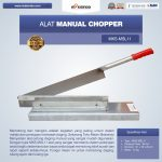 Jual Alat Manual Chopper MKS-MSL11 di Surabaya