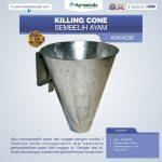 Jual Killing Cone Alat Sembelih Ayam di Surabaya