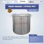 Jual Panci Masak Dan Stock Pot MKS-PP98 di Surabaya