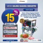 Jual Mesin Giling Daging Industri (AGR-GD32) di Surabaya