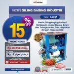 Jual Mesin Giling Daging Industri (AGR-GD52) di Surabaya