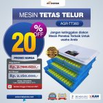 Jual Mesin Penetas Telur AGR-TT360 Di Surabaya