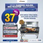 Jual Mesin Kambing Guling BBQ Roaster (GRILLO-LMB44) di Surabaya