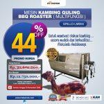 Jual Mesin Kambing Guling Double Location Roaster (GRILLO-LMB55) di Surabaya