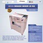 Jual Mesin Dough Mixer 25 kg (MKS-DG25) di Surabaya