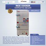 Jual Mesin Rice Cooker Kapasitas Besar MKS-GPN12 di Surabaya