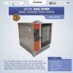 Jual Mesin Gas Oven (Gas Convection Oven) MKS-OCG5 di Surabaya