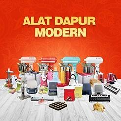 Alat Dapur Modern