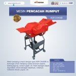 Jual Mesin Pencacah RumputAGR-CH400B di Surabaya